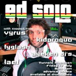 Aberboomtique Presents Ed Solo in Aberdeen
