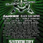 SYMMETRY FESTIVAL 2015 Headliners Slamboree