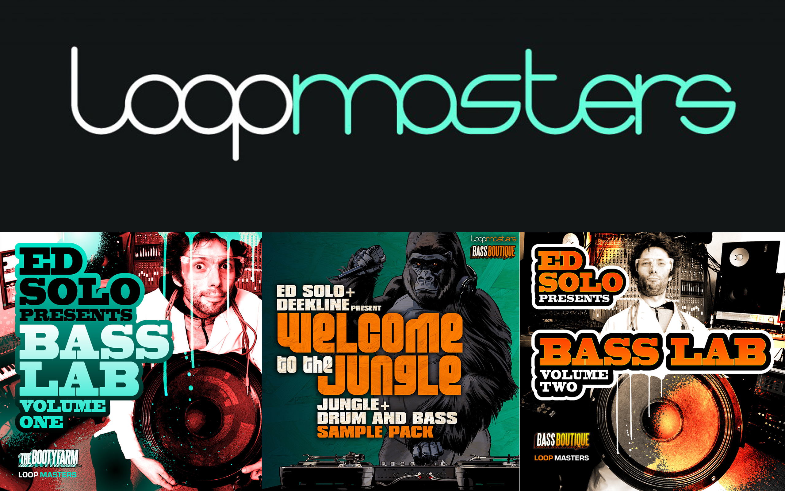 Ed Solo Sample Packs Loopmasters