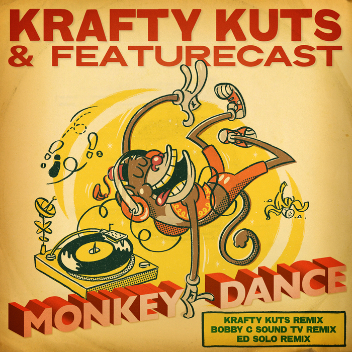 krafty kuts & featurecast